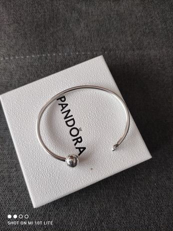 Pandora srebrna 17,5 rozmiar