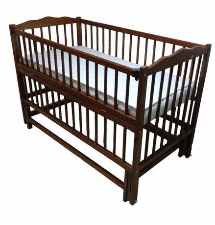 Кровать детская на шарнирах(гойдалка)