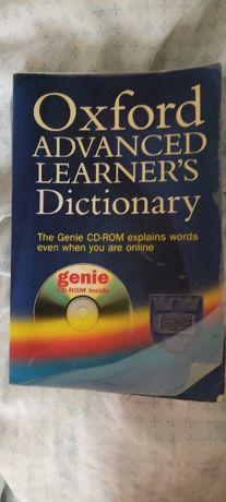 Dicionário Oxford Advanced Learner's Dictionary