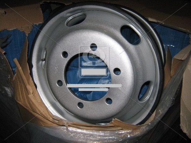 Диск колесный R17,5х6,75 6х205 ET 128 DIA161 (пр-во ДК)