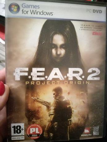Gra Fear 2. Project origin