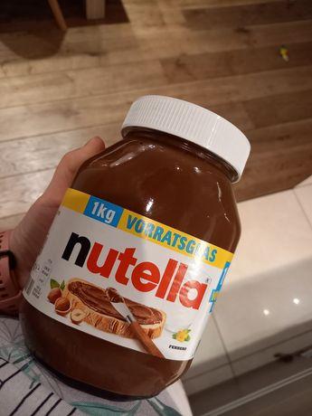 Niemiecka Nutella 1000g 1kg