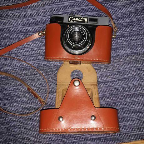 Sprzedam rosyjski aparat fotograficzny marki SMIENA 8
