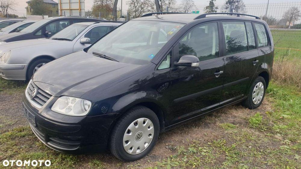 Volkswagen Touran Vw Turan Benzyna Приютовка - изображение 1
