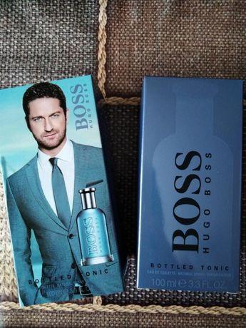 Стильный мужской парфюм Hugo Boss Bottled Tonic.
