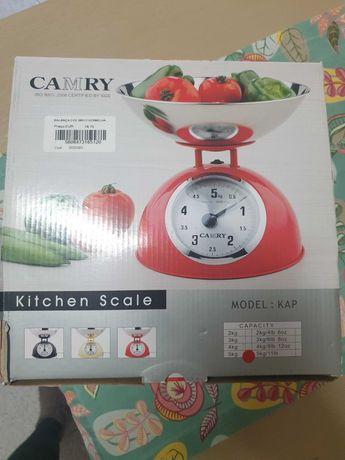 Balança de cozinha nova