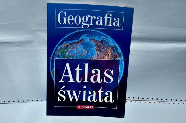 geografia; atlas świata
