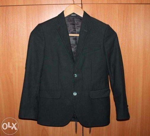 Пиджак школьный темно-зеленого цвета Maver (Германия)