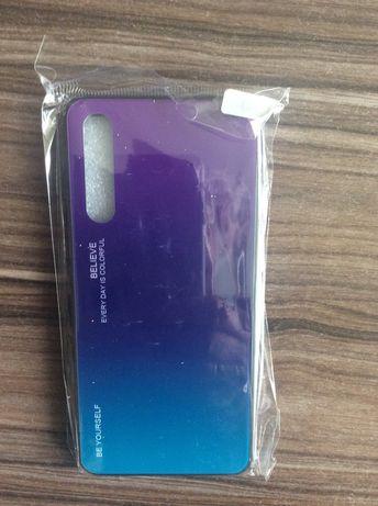 Чехол для Huawei P20 Pro закаленное стекло