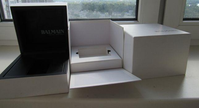 Оригинальная коробка для часов Balmain
