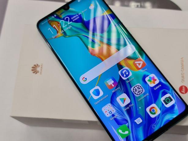 5.08.19! Huawei P30 PRO 128GB Dual SIM/ Aurora/ Ładny/ Gwarancja!