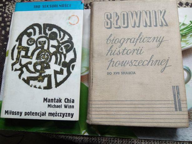 Słownik biograficznej historii powszechnej.