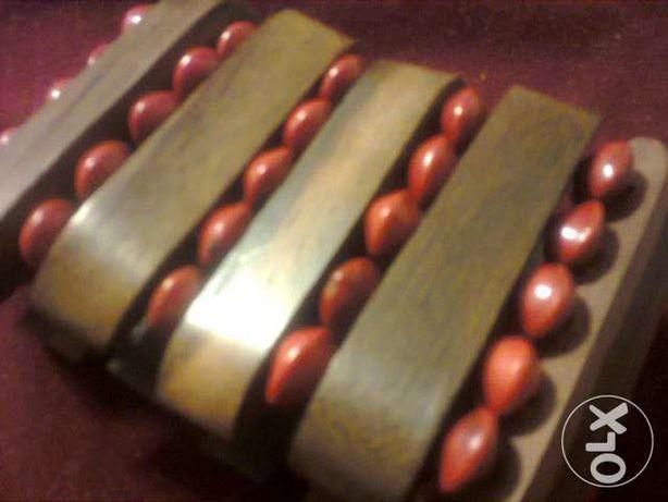 bransoletka z drewna -okazja