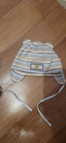 Шапка детская демисезон 46 см