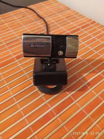 A4Tech Веб-камера + встроенный микрофон. б/у. отличное состояние!