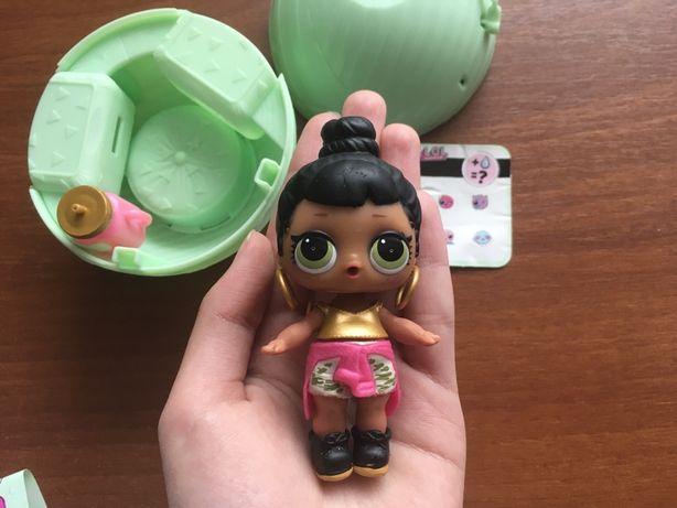 Лялька ЛОЛ сюрприз. оригінал (2 серія) Honey Bun