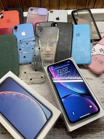 Продам iPhone XR blue