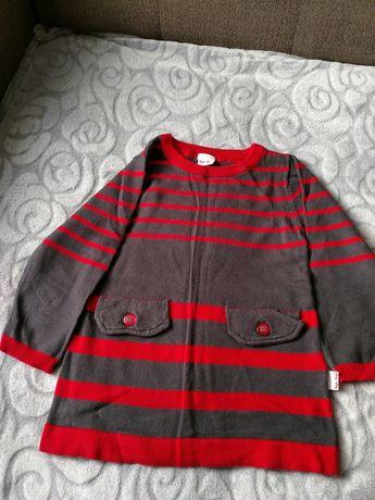 Długi sweterek/tunika
