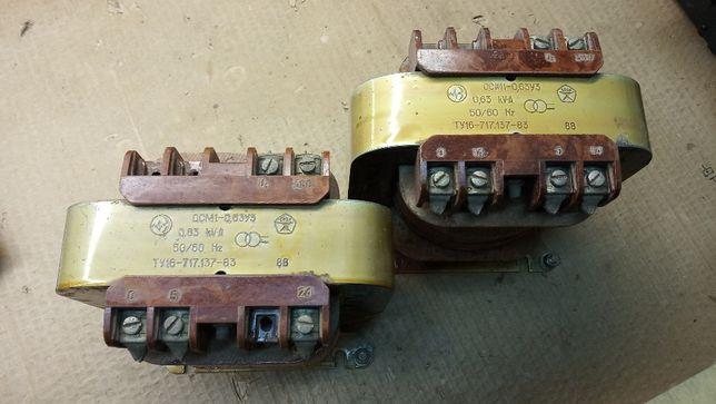 Трансформатор ОСМ 1-0,63