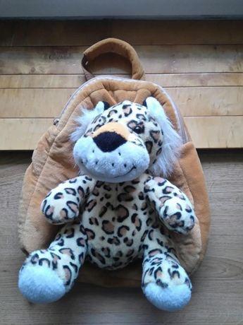 Plecaczek tygrysek