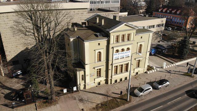 Budynek biurowy przy Wojska Polskiego w Szczecinie