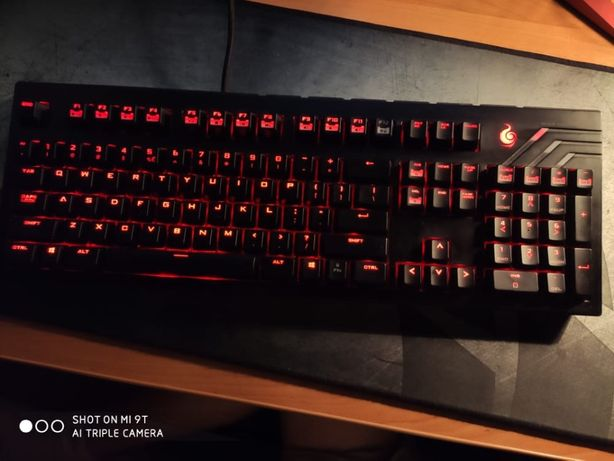 Klawiatura CMStorm QuickFire Ultimate Cherry MX Brown