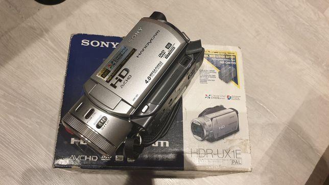 Kamera Sony HDR-UX1E