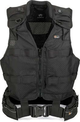 Розгрузка/жилет/пояс Lowepro S&F Technical Vest & Deluxe Belt