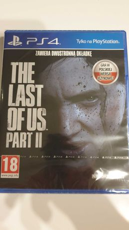The Last of Us Part II PS4 Nowa w Folii