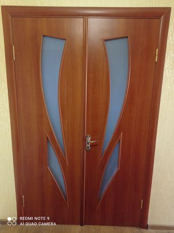 Двохполі двері полотна по 60 см
