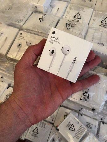 Apple EarPods 3.5mm/Наушники/100% Original/Оригинал ЕарПодс/Lightning