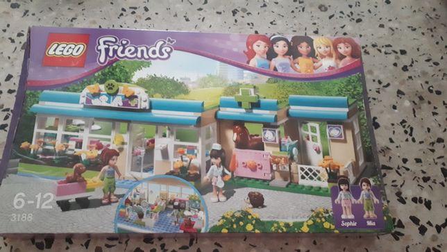 Lego Friends Klinika weterynaryjna 3188