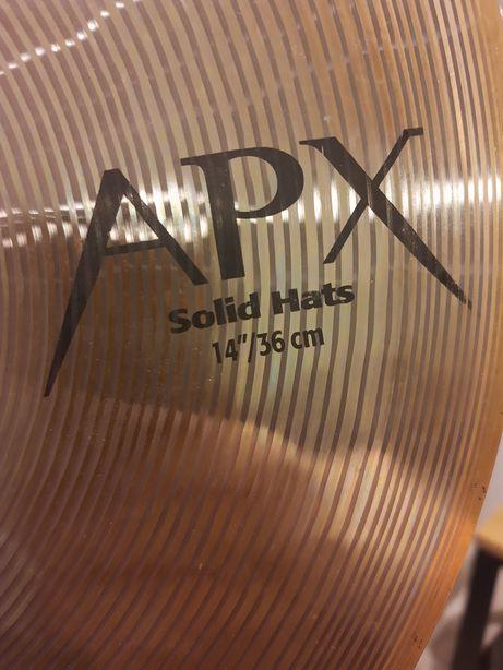 """Hihat. Sabian APX 14"""""""