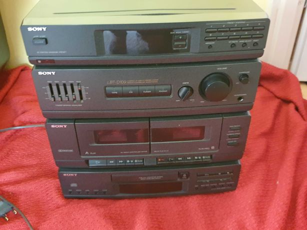 Wieza Sony NO HCD-D 109