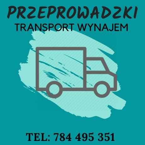 Kompleksowe Przeprowadzki 24/7 - Transport - Busy do 3,5t - Wynajem