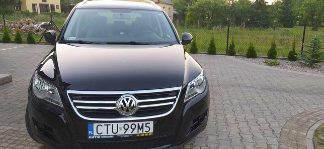 VW tiguan 1,4 tsi 150 Km  4x4 motion