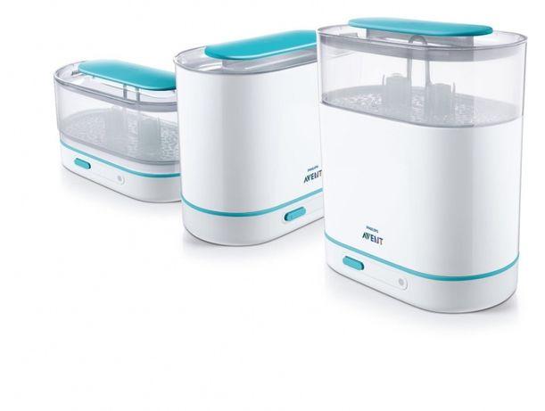 Электрический стерилизатор Philips AVENT SCF284/03 (6800 руб)