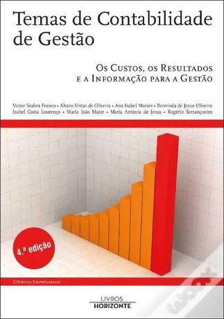 Temas de Contabilidade de Gestão (3ª Edição)