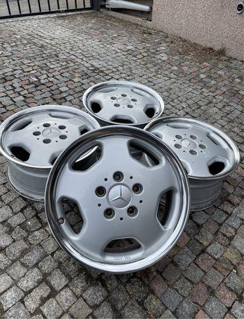 """Alufelgi Mercedes 15"""" Monoblock W124 W126 w210 AMG 195/65 R15"""
