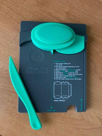 Дошка для виготовлення коробочок WeR memory keepers