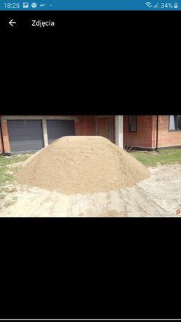 Żwir, piasek,pulpa,kamień  i inne materiały sypkie dostępne w weekend