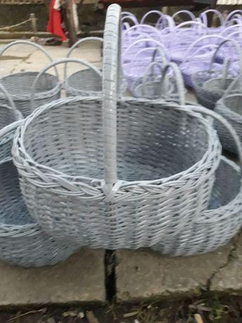 виготовляю кошики з лози
