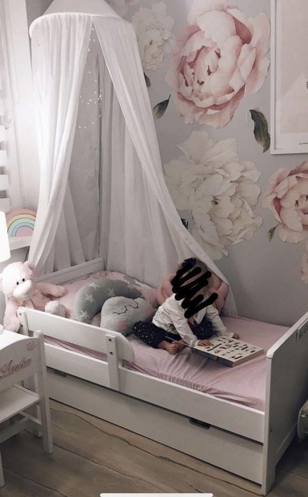 Pinio łóżko drewniane 140x70