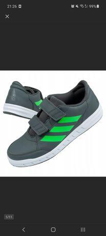 Buty adidas rozm 37 chłopięce