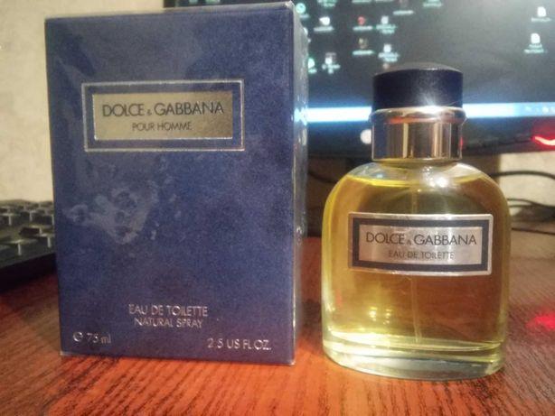 Dolce Gabbana pour homme vintage 1994