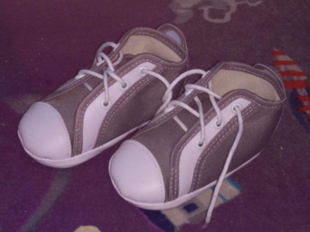 Buty do chrztu dla chłopca 12
