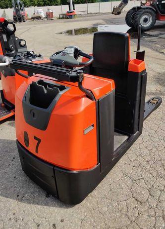 Wózek elektryczny paletowy Toyota BT OSE250 2,5t widlak podnośnik