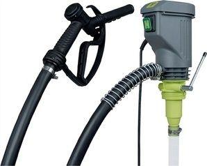 Pompa do paliwa, dystrybutor do ON, mini CPN prod. Niemcy HORNET W 40