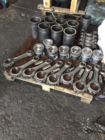 Поршень МАЗ , двигатель 7511