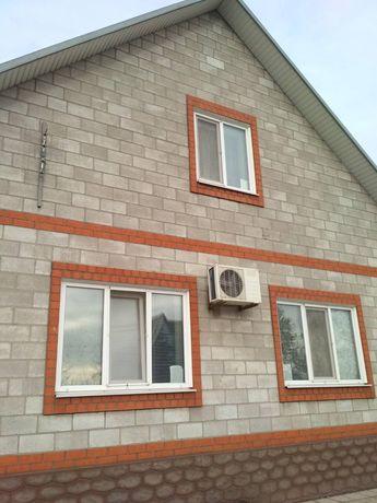 Продам большой новый дом 2007 г.п.Сартана